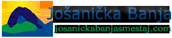 Jošanička Banja smeštaj - logo